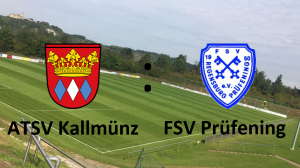ATSV Kallmünz - FSV Prüfening @ Kunstrasen Kareth-Lappersdorf