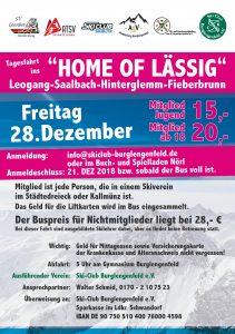 Gemeinsame Tagesfahrt mit dem Städtedreieck+Kallmünz @ Leogang-Saalbach-Hinterglemm-Fieberbrunn